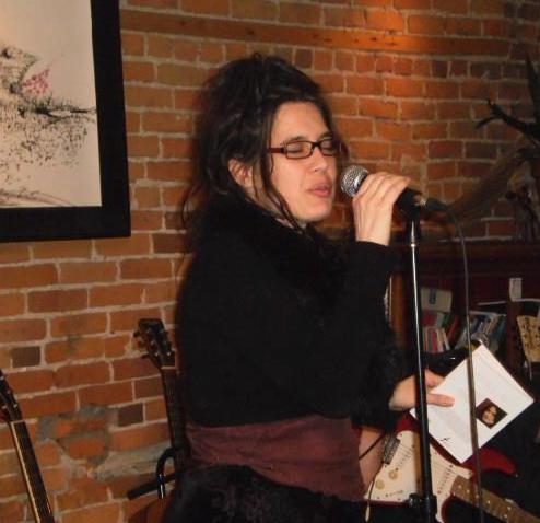 Isabelle Forest - Printemps des Poètes 2013