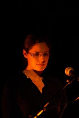 Geneviève Boudreau. Photo : Jean-Claude Boulet