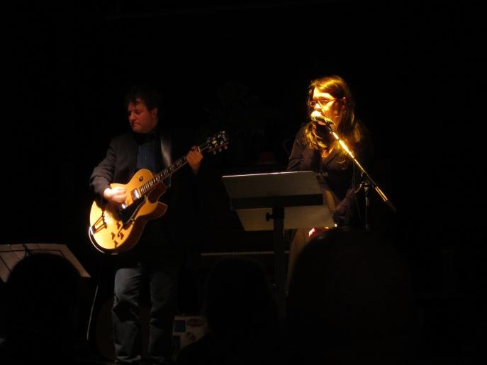 Isabelle Forest et Frédéric Dufour