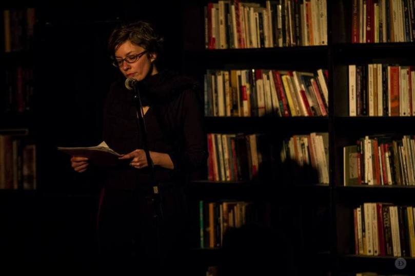 Valérie Forgues. Crédit photo: Elias Djemil