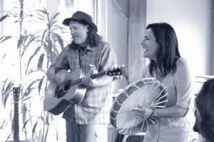 Frédéric Dufour et Andrée Levesque-Sioui, Poésie Hors Piste