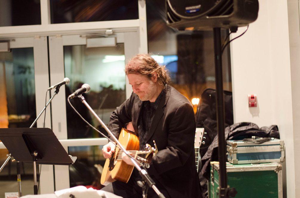 Frédéric Dufour, guitariste
