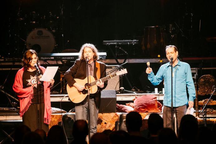 Ensemble nous Sommes Québec: Andrée Levesque-Sioui, Frédéric Dufour, Louis-Karl Sioui