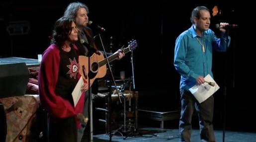 Ensemble nous sommes Québec : Andrée Levesque-Sioui, Frédéric Dufour, Louis-Karl Sioui